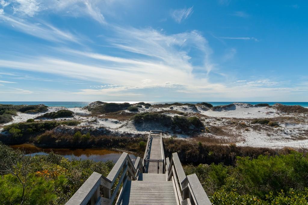 West Bermuda Lane Beach Access