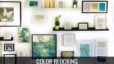 Room Update – Try Color-Blocking
