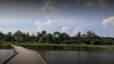 lillie park trail Ann Arbor