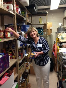 Thomas Group Realty works with the Food4Kids Backpack Program