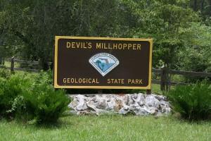 Devil's Millhopper Gainesville FL