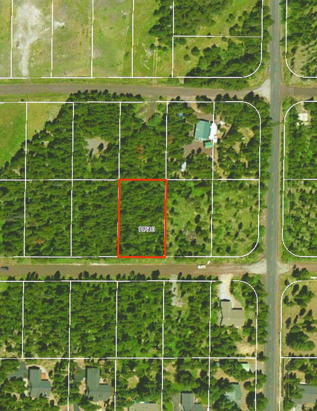 Nice Half Acre RV Lot in the Sunriver Area!