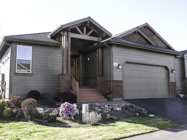 Forest Ridge Townhome in Eagle Crest Resort!