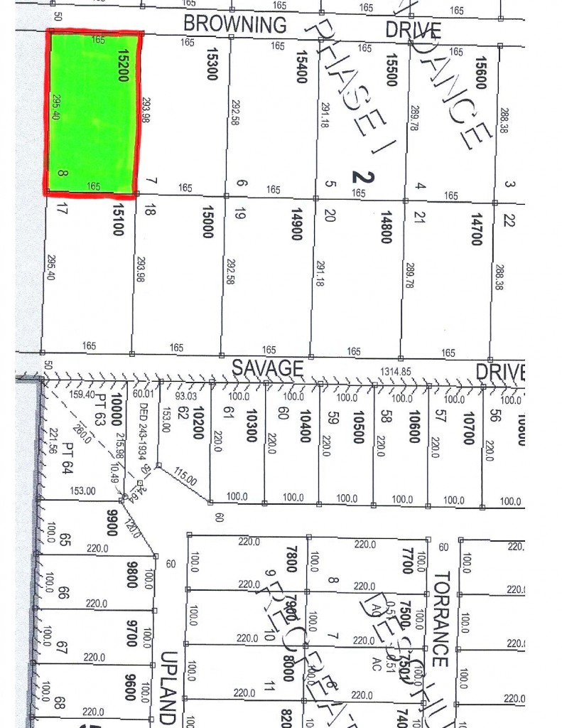 1+ Acre Home Site With Septic Approval & Owner Financing!