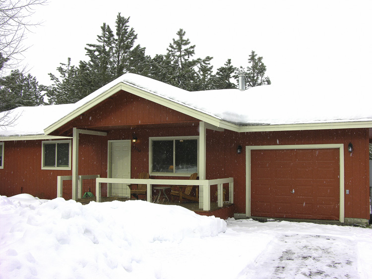 Nicely Updated Custom Frame Home on 1+ Acres!