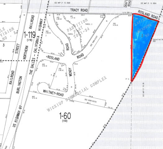 1.53 Acres – LaPine Mixed Use Commercial Land!