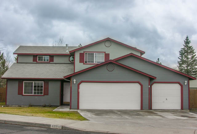 A Rare Find in NE Bend on 0.42 Acres and 3+ Car Garage!