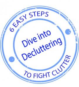 Dive into Decluttering