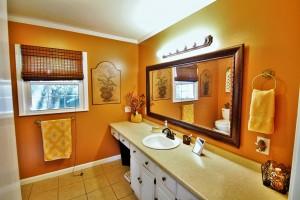 Keep the Bathrooms Clean!