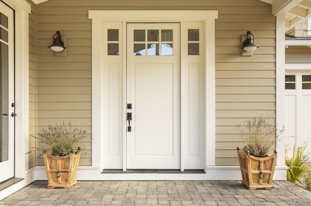 It is a new year and that may leave you wanting to make your home feel like new too. Nothing can make your home feel as fresh and new as an exterior paint job. Here are the steps to take to make painting the outside of your home a little easier.