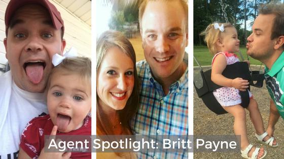 Agent Spotlight: Britt Payne