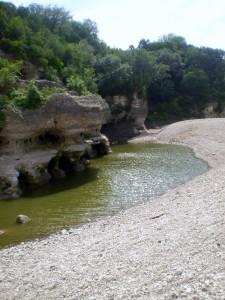 Cibolo Nature Center Creek