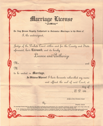 How To Change Your Last Name After Marriage The Castillo Group