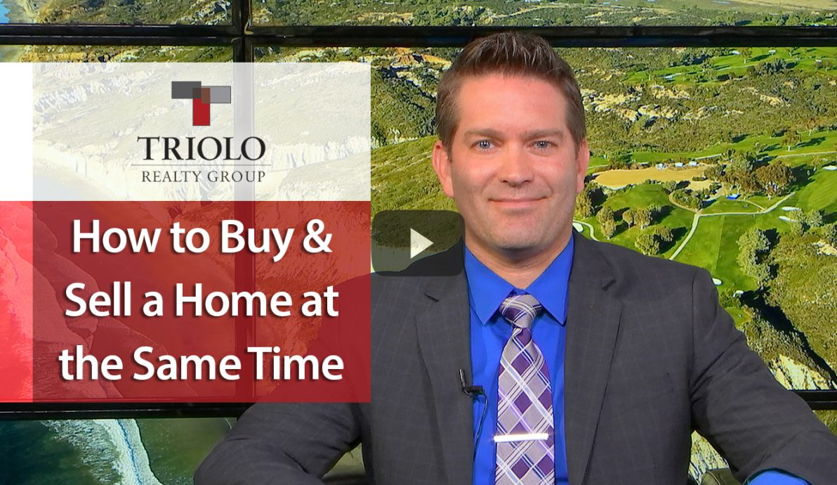 how to sell and buy house at same time