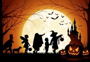 Halloween in Castle Rock
