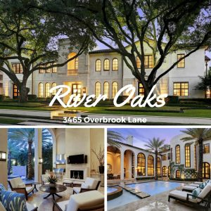 Home for sale 3465 Overbrook Lane Houston tx