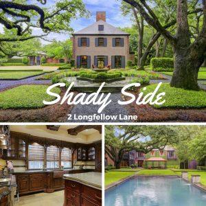 House for Sale on 2 Longfellow Lane Houston Texas