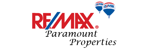 RE/MAX Paramount Properties Logo