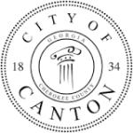 city Canton GA seal