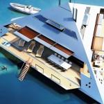 pyramid yacht