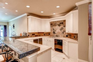 15812 Fontaine Ave Austin TX-small-029-17-Lower Level Kitchen Recreation-666x445-72dpi