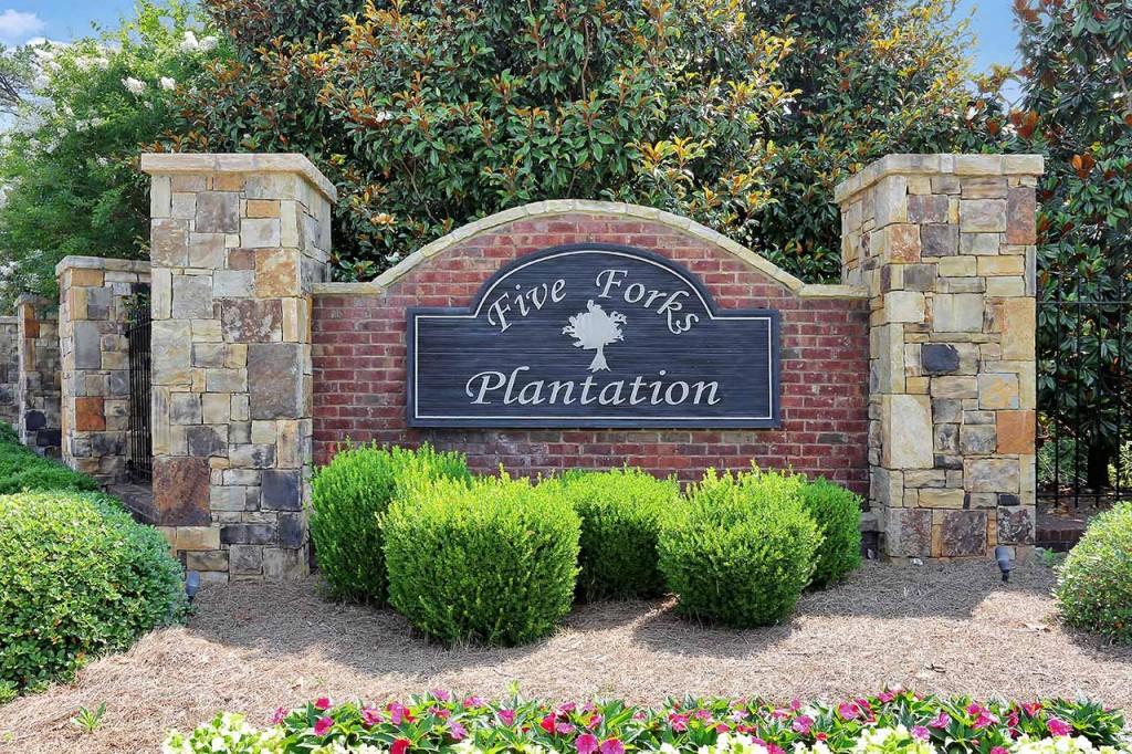 Five Forks Plantation Simpsonville Real Estate