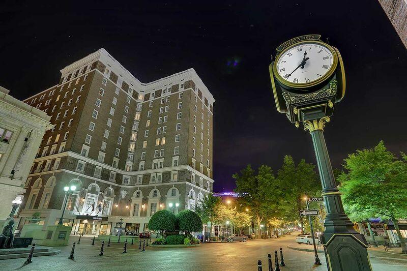 Downtown Greenville SC 1