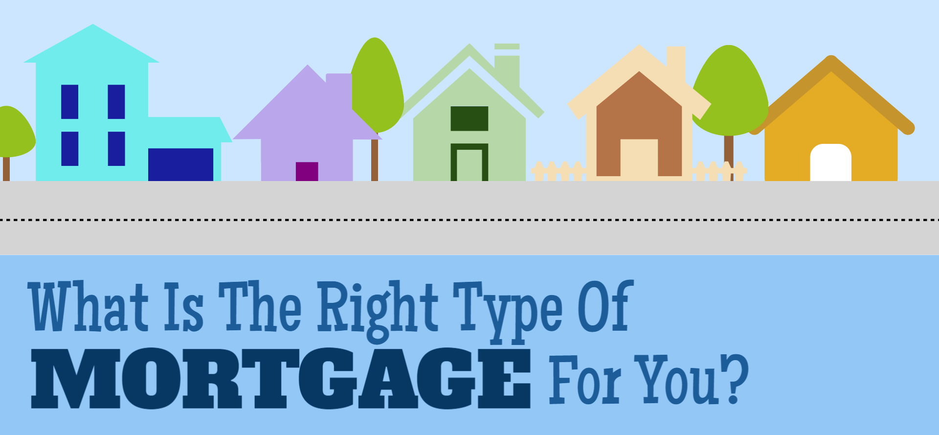 type of mortgage-loans