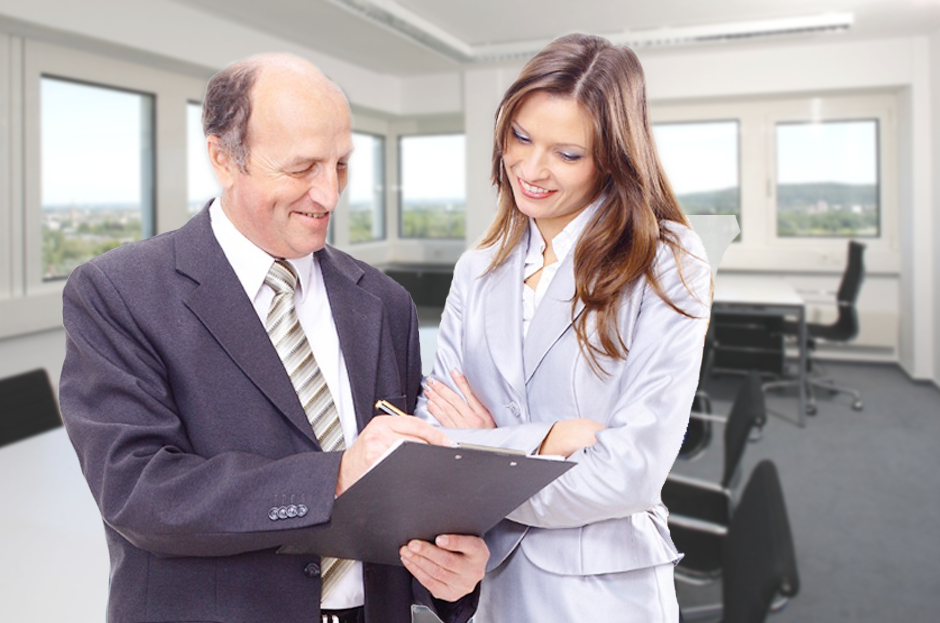 working with the right lender