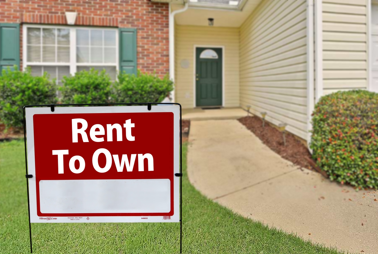Is Rent To Own Home A Good Idea