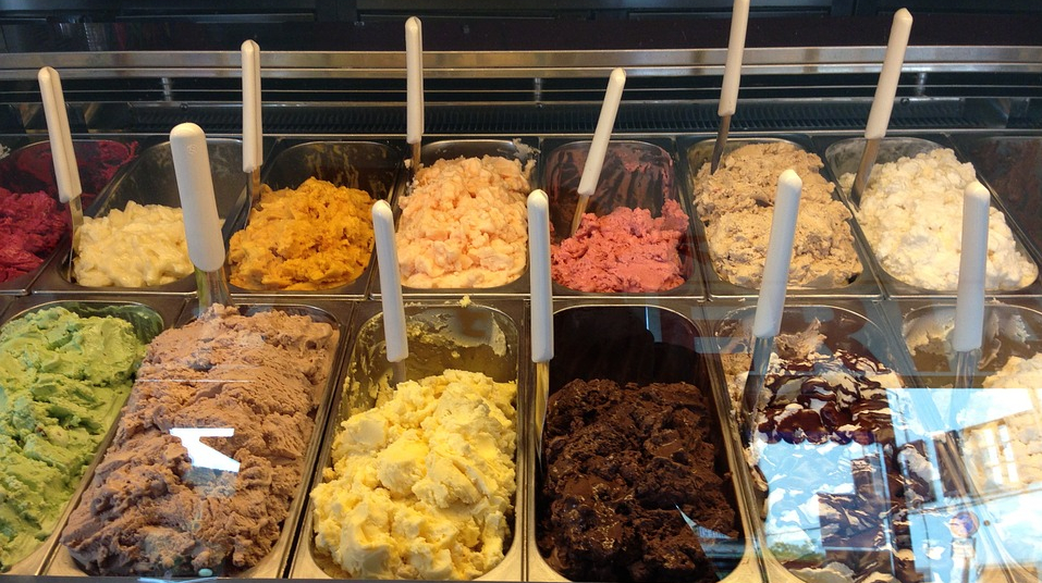 where to eat ice cream in greenville sc