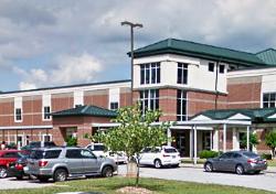 Blythe Academy , Greenville SC
