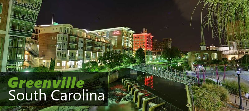 Top 25 Best Places To Live In South Carolina