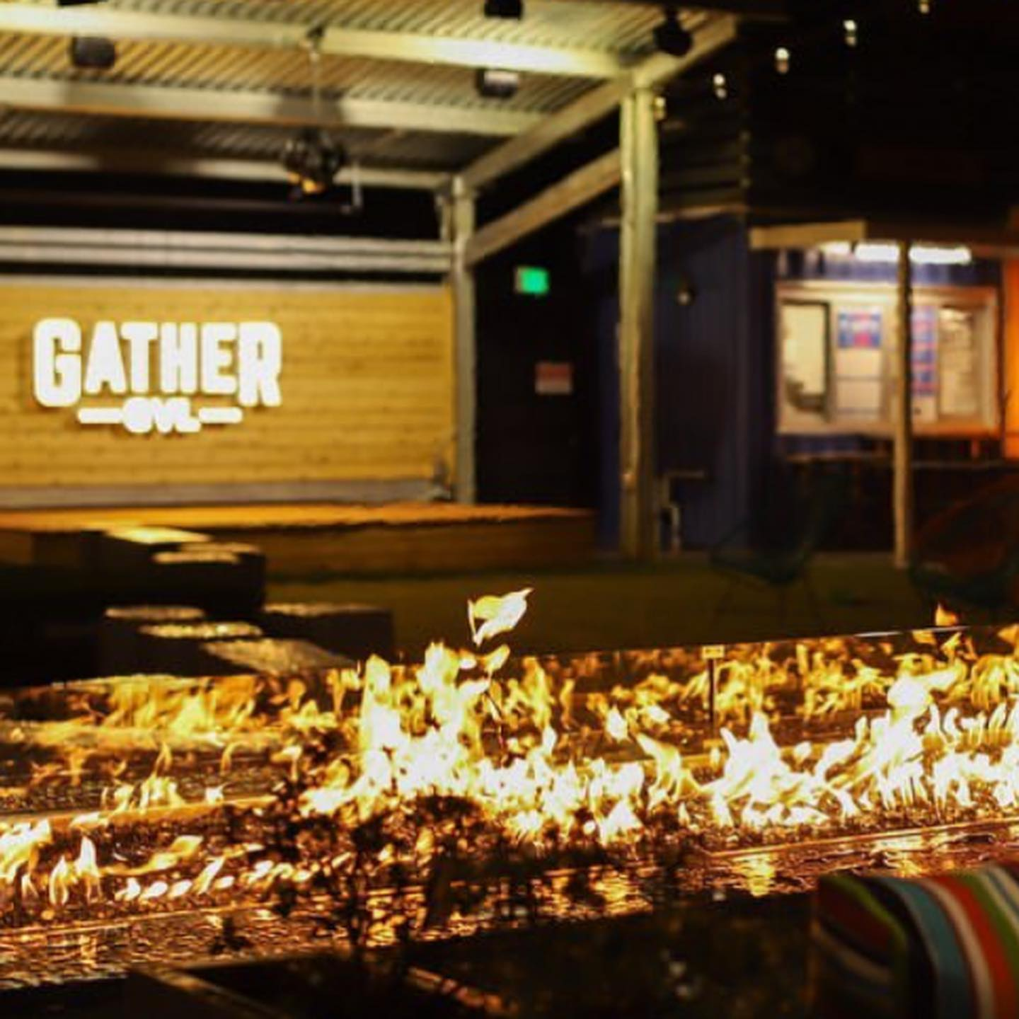 Gather GVL in downtown Greenville, SC