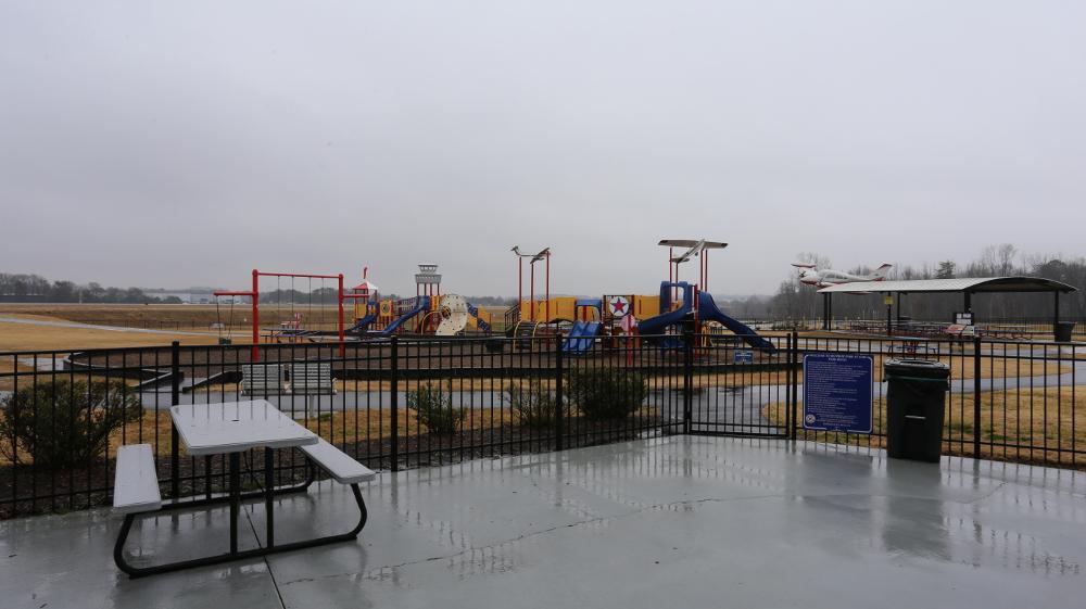 Runway Park Greenville SC