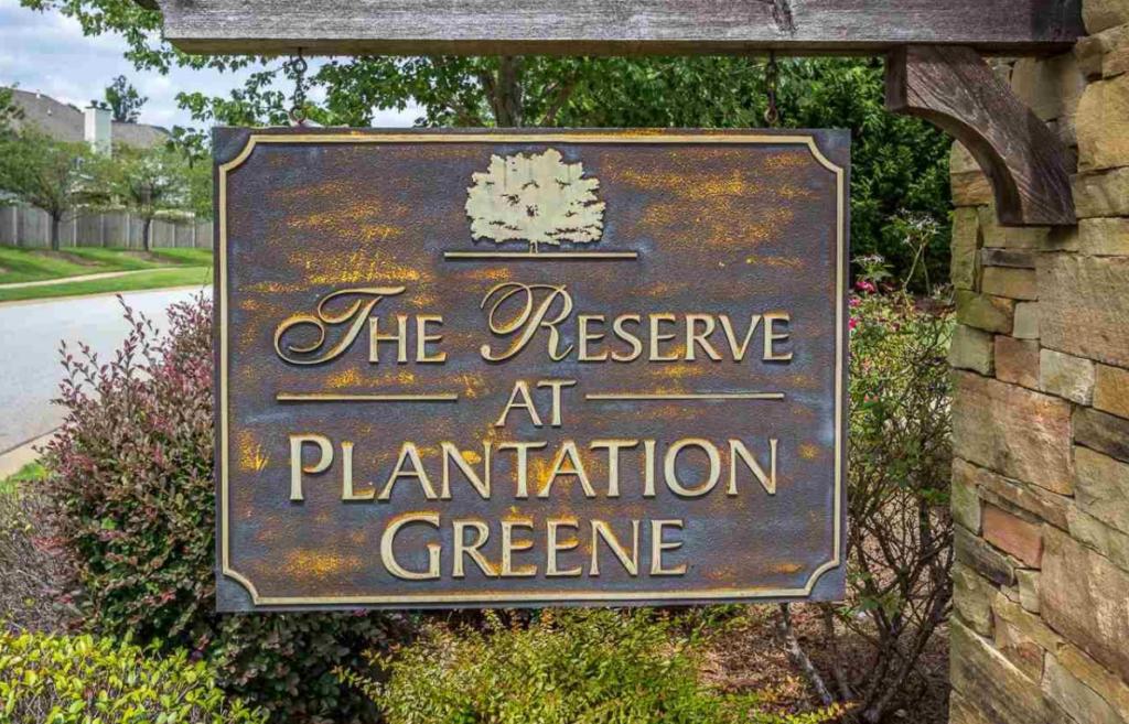 Plantation Green Greenville SC