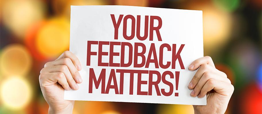 your-feedback