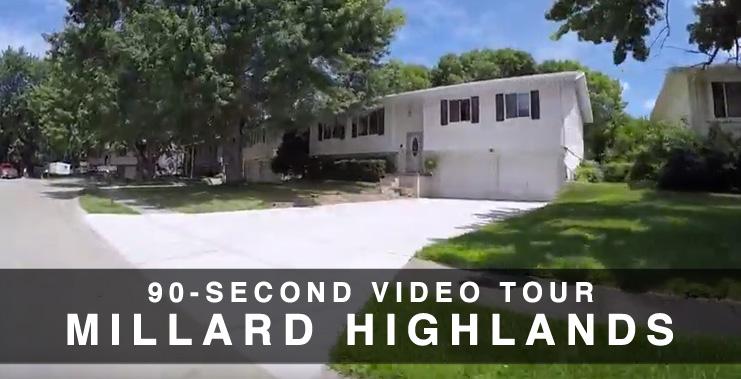 Millard highlands nebraska