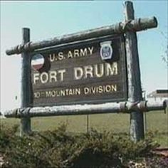 Fort Drum | Jefferson, Lewis & St  Lawrence County Area Real