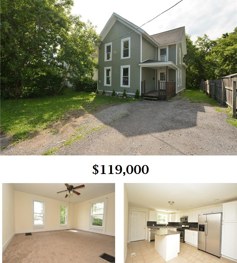 Apartments In Watertown Ny: 126 S Meadow St, Watertown NY