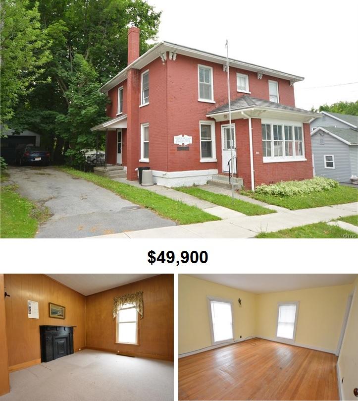 Bridgeview Apartments: 321 Prospect St, Watertown NY
