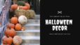 Halloween Decor for Your Home | The Christy Buck Team