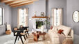 Sherwin Williams Color of the Month (October 2020)- Mystical Shade | Christy Buck Team