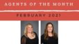 Agent of the Month: February 2021 | The Christy Buck Team