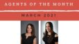 Agent of the Month: March 2021 | The Christy Buck Team