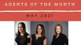 Agent of the Month: May 2021 | The Christy Buck Team
