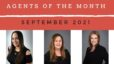 Agents Of The Month: September 2021 | Christy Buck Team