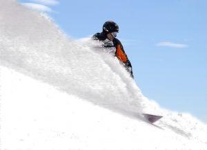 park city utah snowboarding