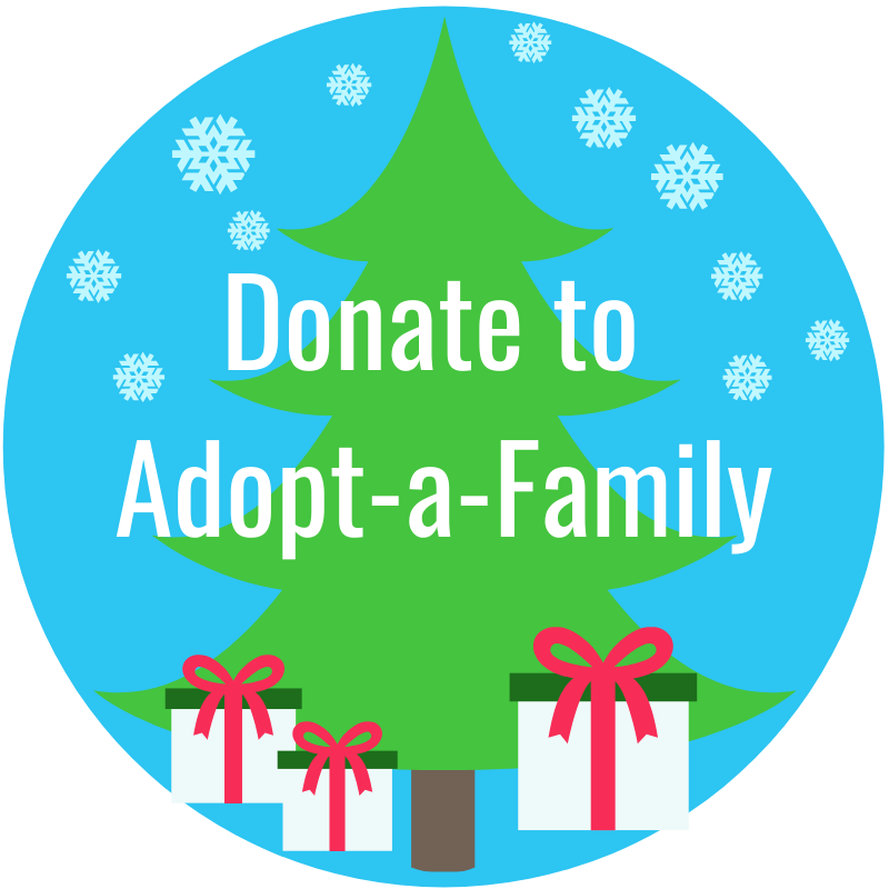 Donate to Adopt-a-Family