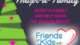Adopt-a-Family for Friends of Kids with Cancer 2020
